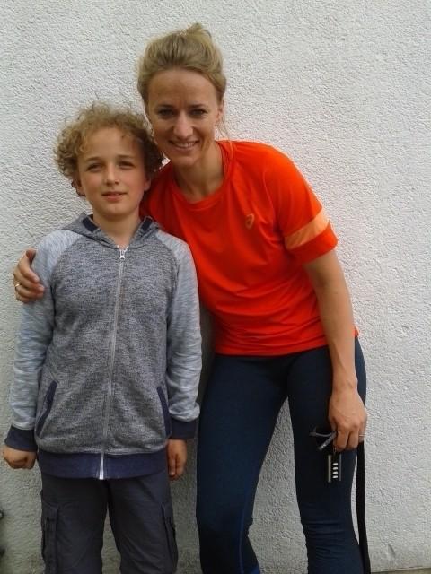 Interview mit Frau Feldmann